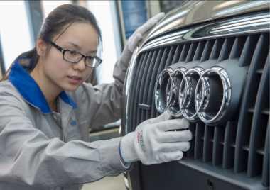 Perempuan Kaya di China Dongkrak Penjualan Audi