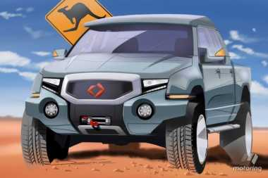 Ditinggal Tiga Produsen, Australia Bikin Mobil Baru