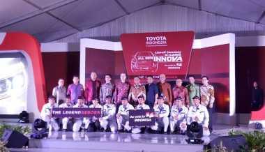 150 Insinyur Toyota Terlibat Pengembangan All New Kijang Innova