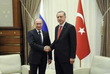 Turki dan Rusia Telah Berseteru dalam Selusin Perang