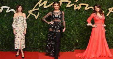 Selebriti Berpenampilan Buruk di British Fashion Awards