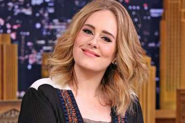 Album '25' Adele Gusur Rekor NSYNC