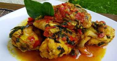 Resep Ayam Woku ala Chef Vindex Tengker
