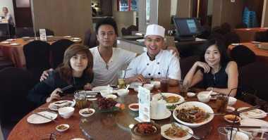 Makan Seru Bareng Anwar 'MasterChef', Dhera & Gio Idol
