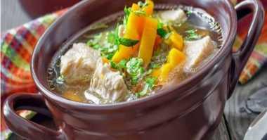 Resep Sup Ayam Kuah ala Sisca Soewitomo
