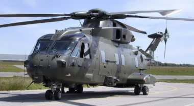 TNI AU Beli Tiga Helikopter VVIP