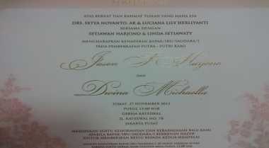 Nikahkan Putrinya, Ketua DPR Undang Presiden & Wapres