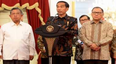 Presiden Jokowi Tinjau Proyek Jalur Kereta Api di Makassar