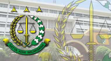 Kejagung Tahan Tersangka Korupsi Pembangunan Asrama Kepala Sekolah