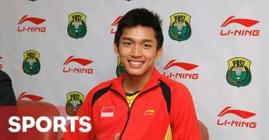 Jonatan Christie Beri Kejutan di Macau Open