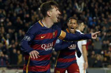 Messi Ingin Neymar di Sisinya