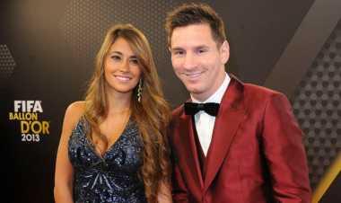 Jajaran Wanita Pujaan Hati Messi