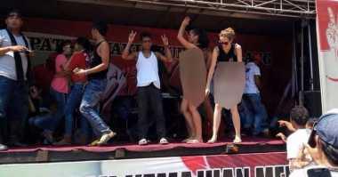 Tim Dewanti-Masrifah Siap Klarifikasi Bule Berbikini di Kampanyenya