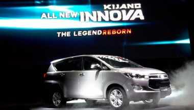 Diekspor, Toyota Kijang Innova Terbaru Pakai Mesin 2.700 CC