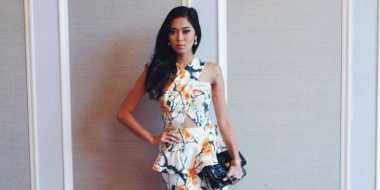 Tampil Cantik ala Miss Indonesia
