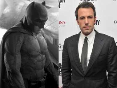 Ben Affleck Tertekan Bintangi Batman v Superman