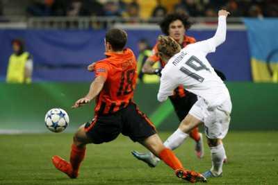 Madrid Bukukan Rekor Buruk bagi Shakhtar