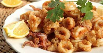 Resep Calamari Crunchy untuk si Kecil
