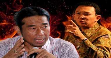 Gubernur DKI Merasa Beruntung Haji Lulung Bukan Kabareskrim