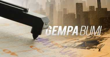 9.610 Jiwa Mengungsi Akibat Gempa di Halmahera