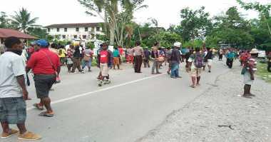 Bentrok di Kota Tual, Remaja Tewas Tertembak