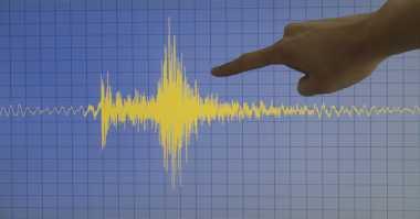Gempa Guncang Kota Bitung