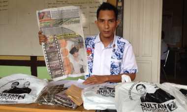 Diduga Money Politic, Tim Sultan-Mujiono Mangkir dari Panggilan Panwaslu