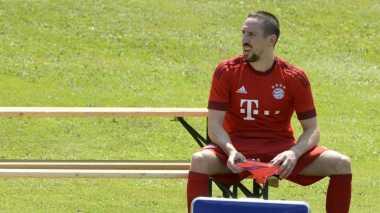 Chelsea Siap Boyong Ribery