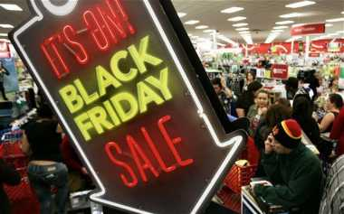 Mengintip Hebohnya Black Friday