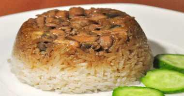 Resep Sarapan Spesial Nasi Tim Daging Kreseng