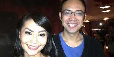 Tessa Kaunang Bantah Ikut Nikmati Uang Haram Sandy Tumiwa
