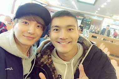 Leeteuk 'Super Junior' Rindu Siwon, Donghae dan Eunhyuk