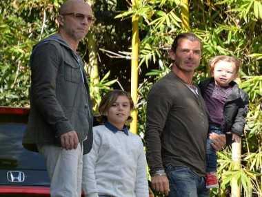 Resmi Cerai, Gavin Rossdale Cari Rumah Baru