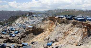 Menko Polhukam Dukung Penutupan Tambang Emas Gunung Botak