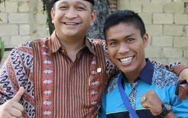 Petinju Nasional Asal Padang Berharap Dukungan Masyarakat