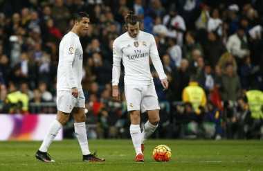 United Pilih Datangkan Bale ketimbang Ronaldo