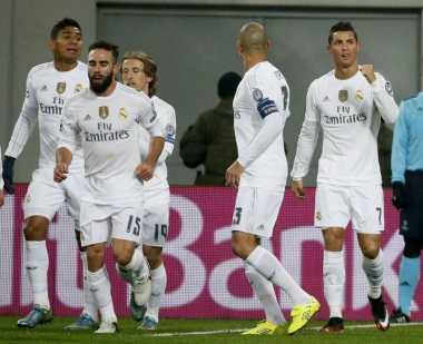 Ronaldo: Madrid Miliki Kepercayaan Diri Tinggi