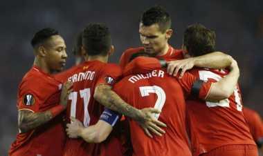 Liverpool Hajar Wakil Prancis, Dortmund Tumbang