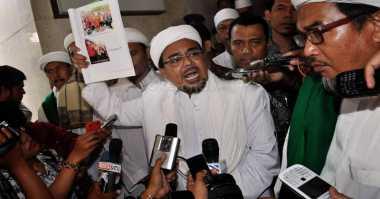 Habib Rizieq Segera Diperiksa Polda Jabar