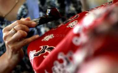 Kampus Jepang Gelar Workshop Batik