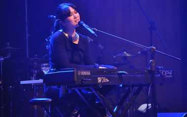Isyana Sarasvati Pertahankan Idealisme di Album Perdana