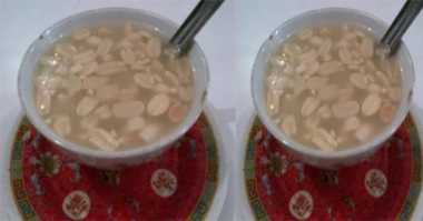 Bikin Wedang Gula Kacang untuk Hangatkan Badan