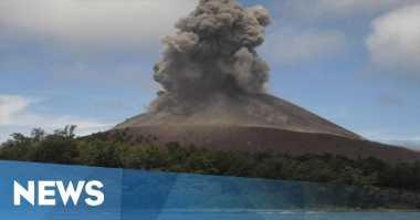 Museum Krakatau Akan Dibangun di Anyer
