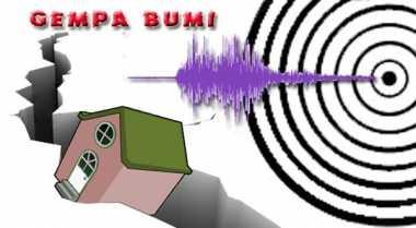 Gempa Bumi Goyang Sulut