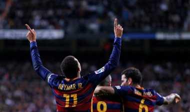 Neymar Buka Keunggulan untuk Blaugrana