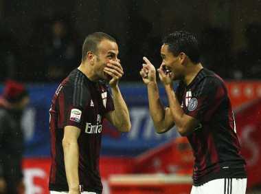 AC Milan Bisa ke Liga Champions Musim Depan