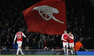 "So Sweet, Bukti ""Kemesraan"" Dua Pemain Arsenal"