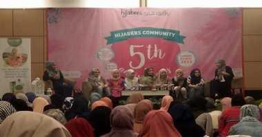 Hijabers Community 5th Anniversary Rangkul Hijabers Pencinta Fesyen