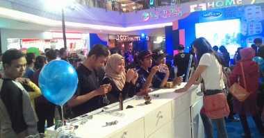 Dera Idol Tambah Keseruan Simply Number 1 di Bandung