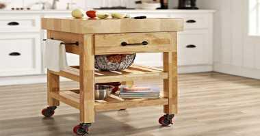Empat Tips Mengatur Ruang di Dapur Mungil